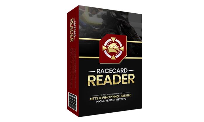 Racecard Reader review
