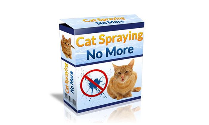 Cat Spraying No More Program review