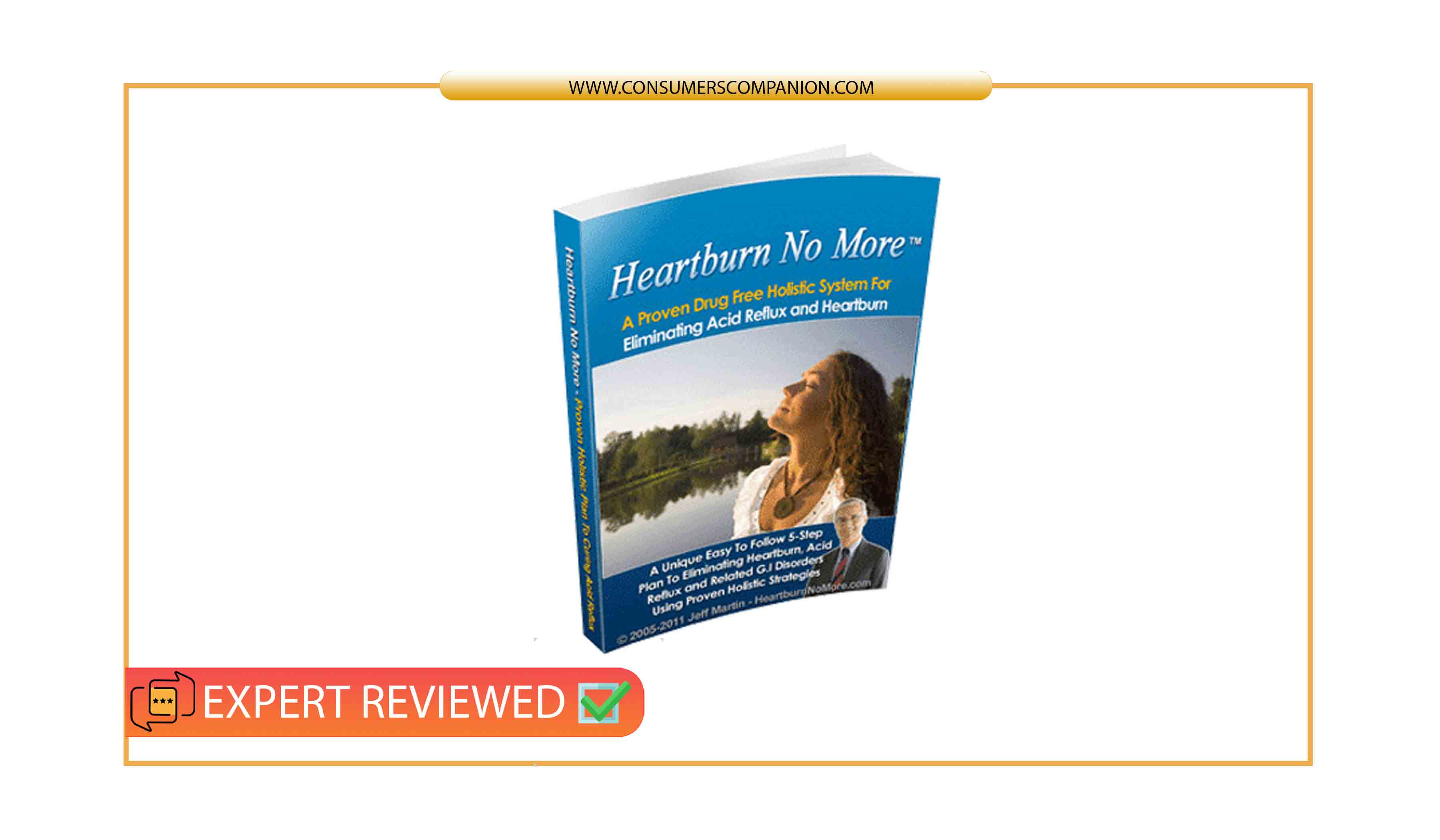 Heart Burn No More Review