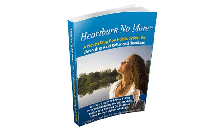 Heart Burn No More review