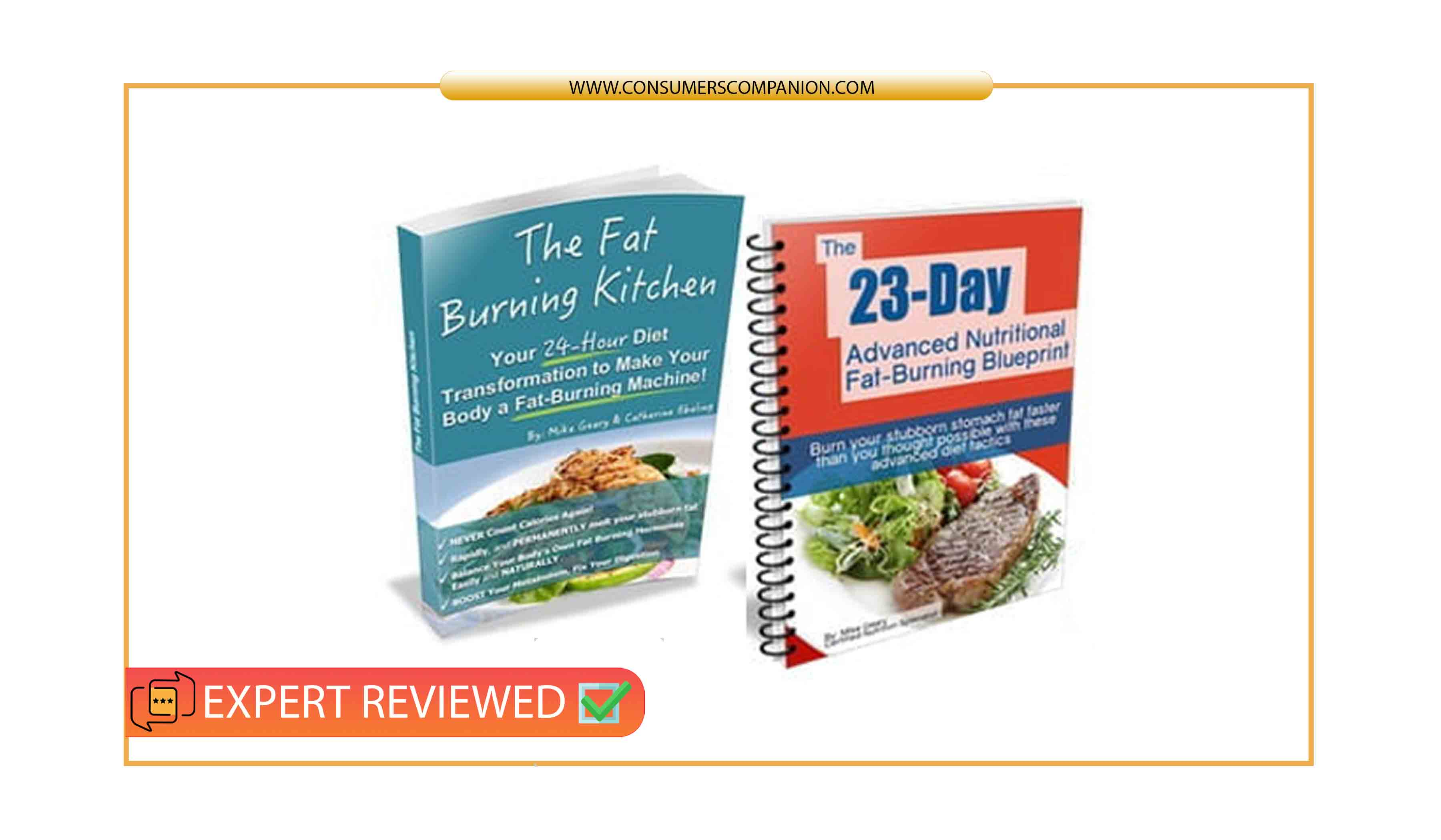 The Fat Burning kitchen review
