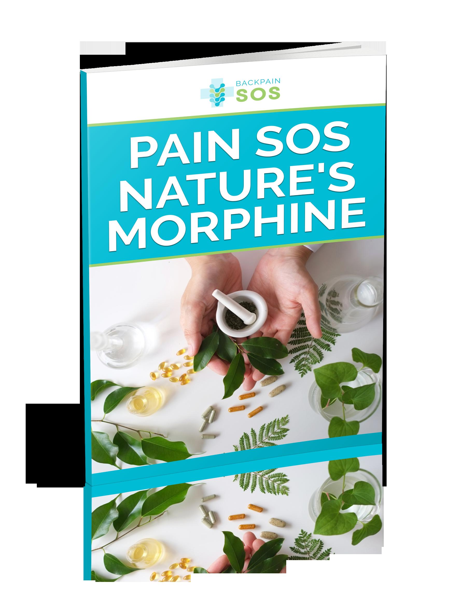 Pain SOS Nature's Morphine