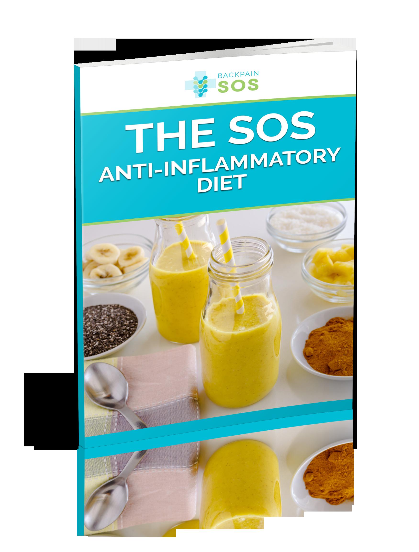 The SOS Anti-Inflammatory Diet