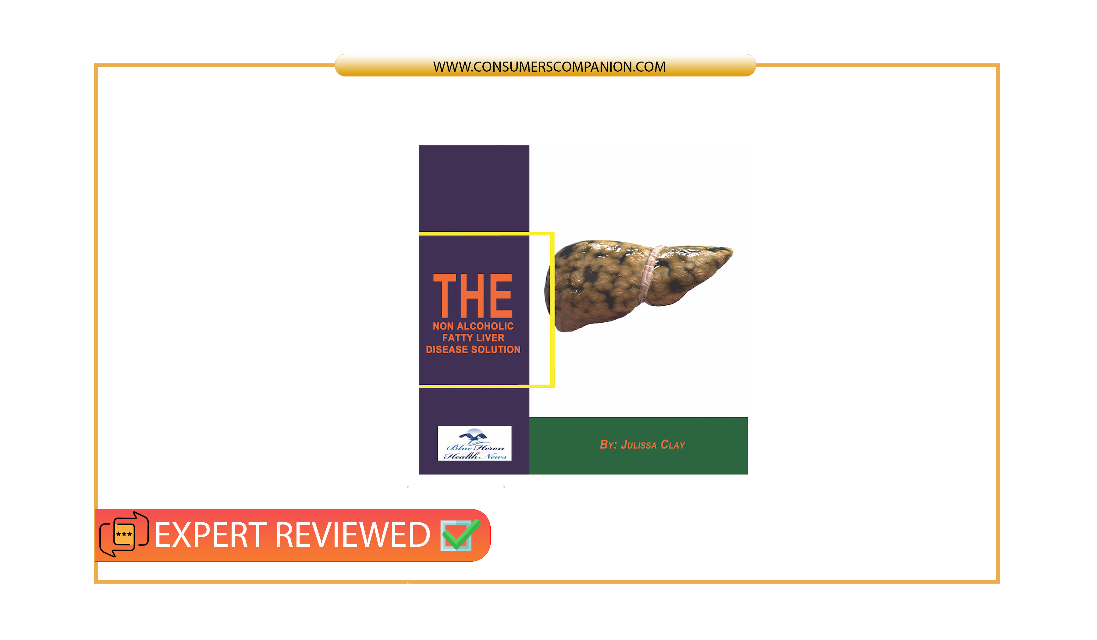 The Non Alcoholic Fatty Liver Disease Solution Review