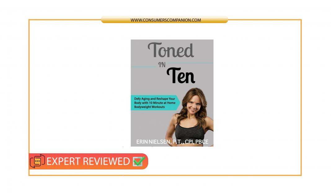 toned in ten review