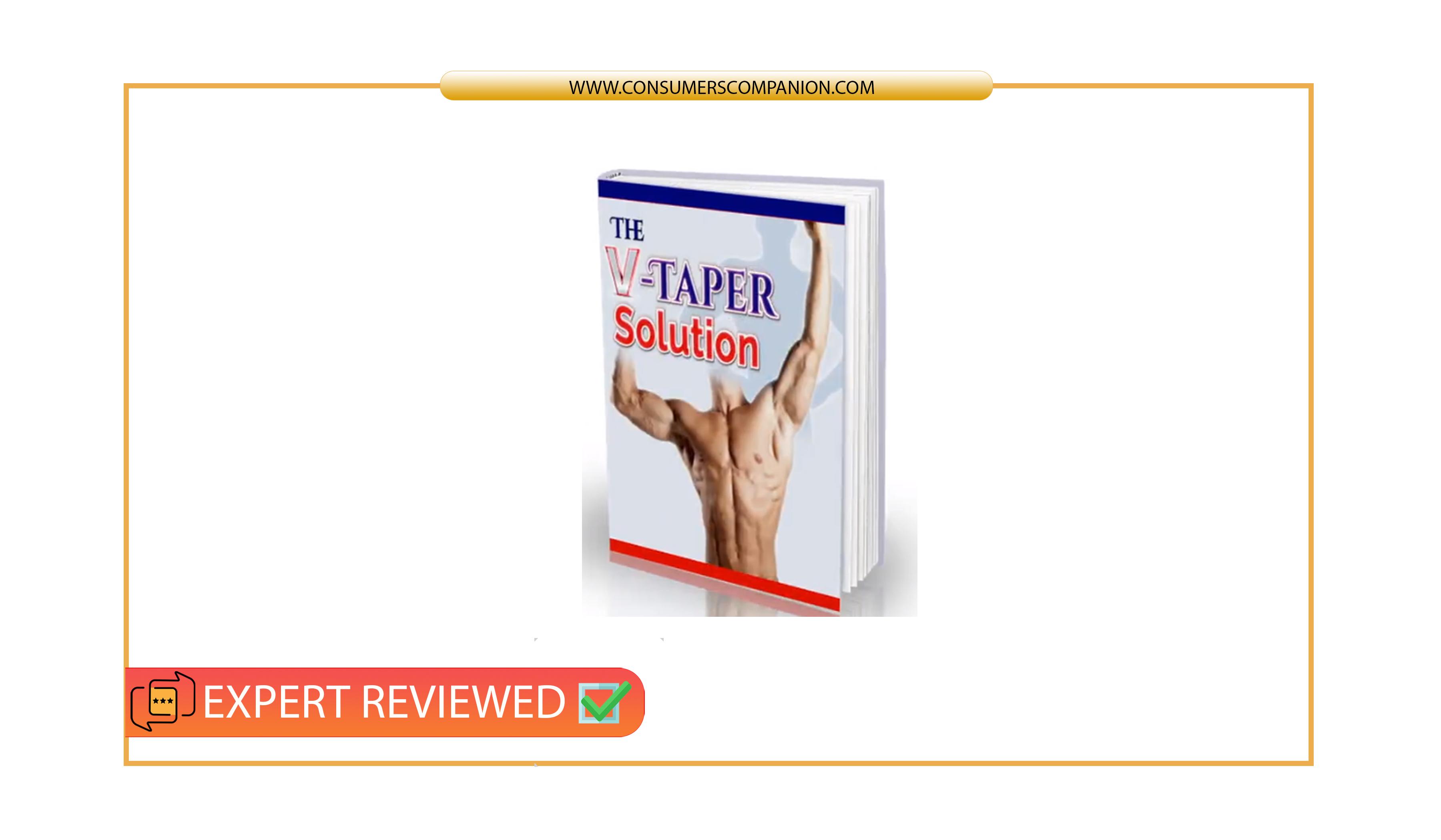 v taper solution review
