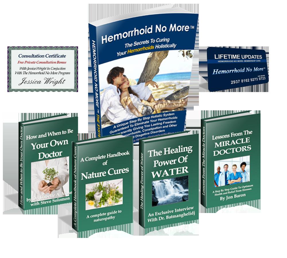 Hemorrhoid No More free download