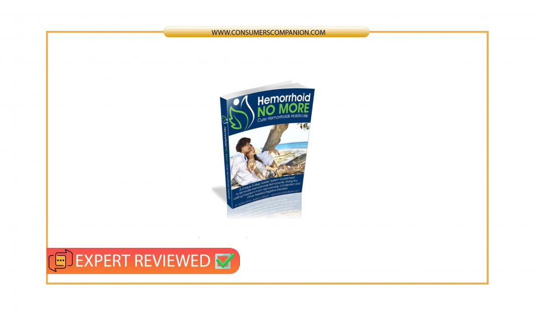 Hemorrhoid No More reviews