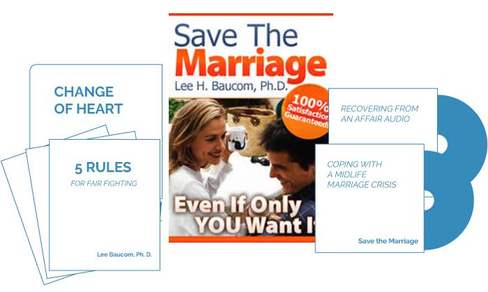 Save the marriage bonus