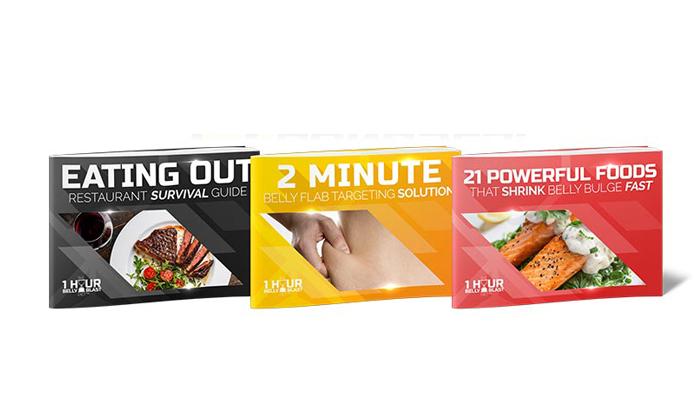 one hour belly blast diet bonus