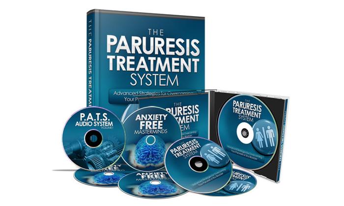 paruresis treatment system review