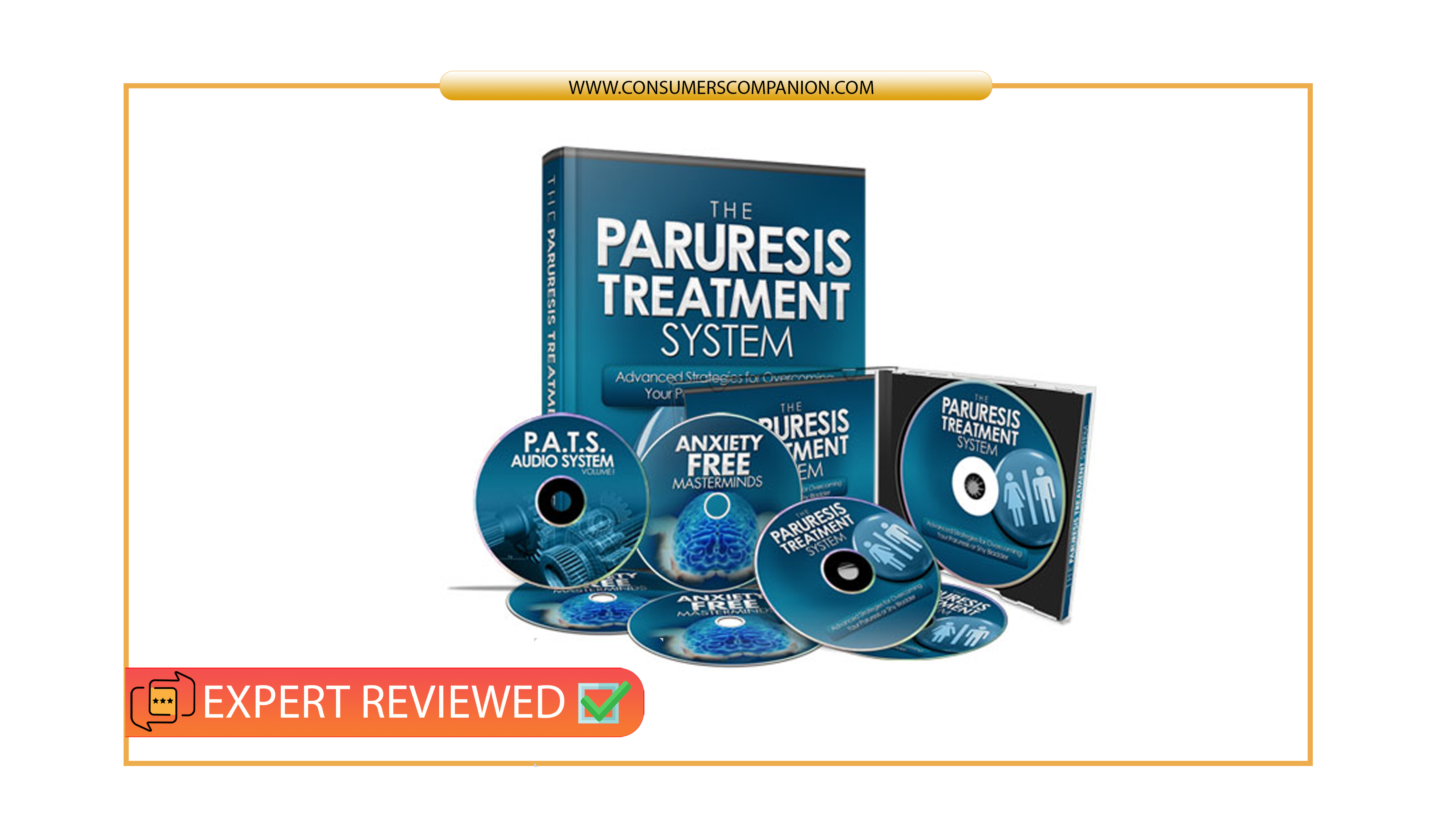 paruresis treatment system reviews