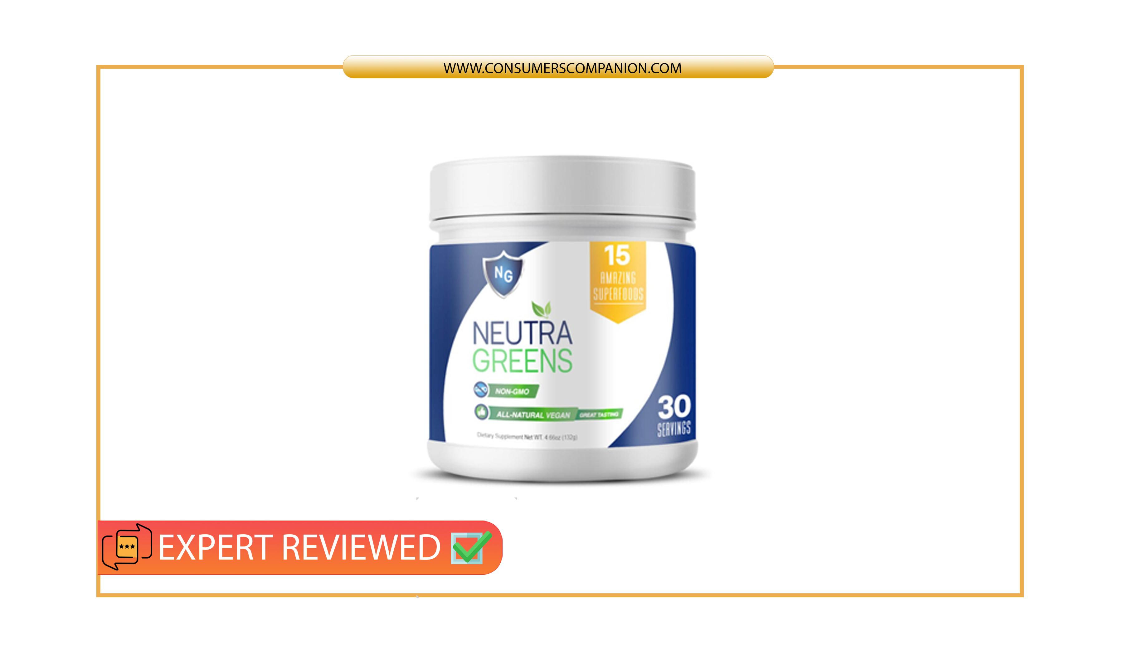 Neutra Greens reviews