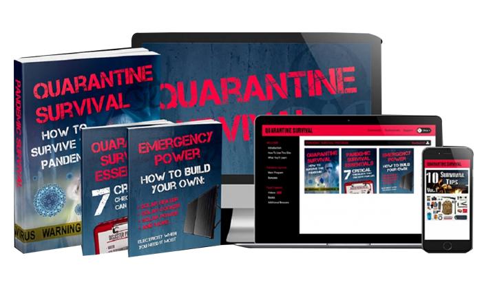 Quarantine Survival Guide Review