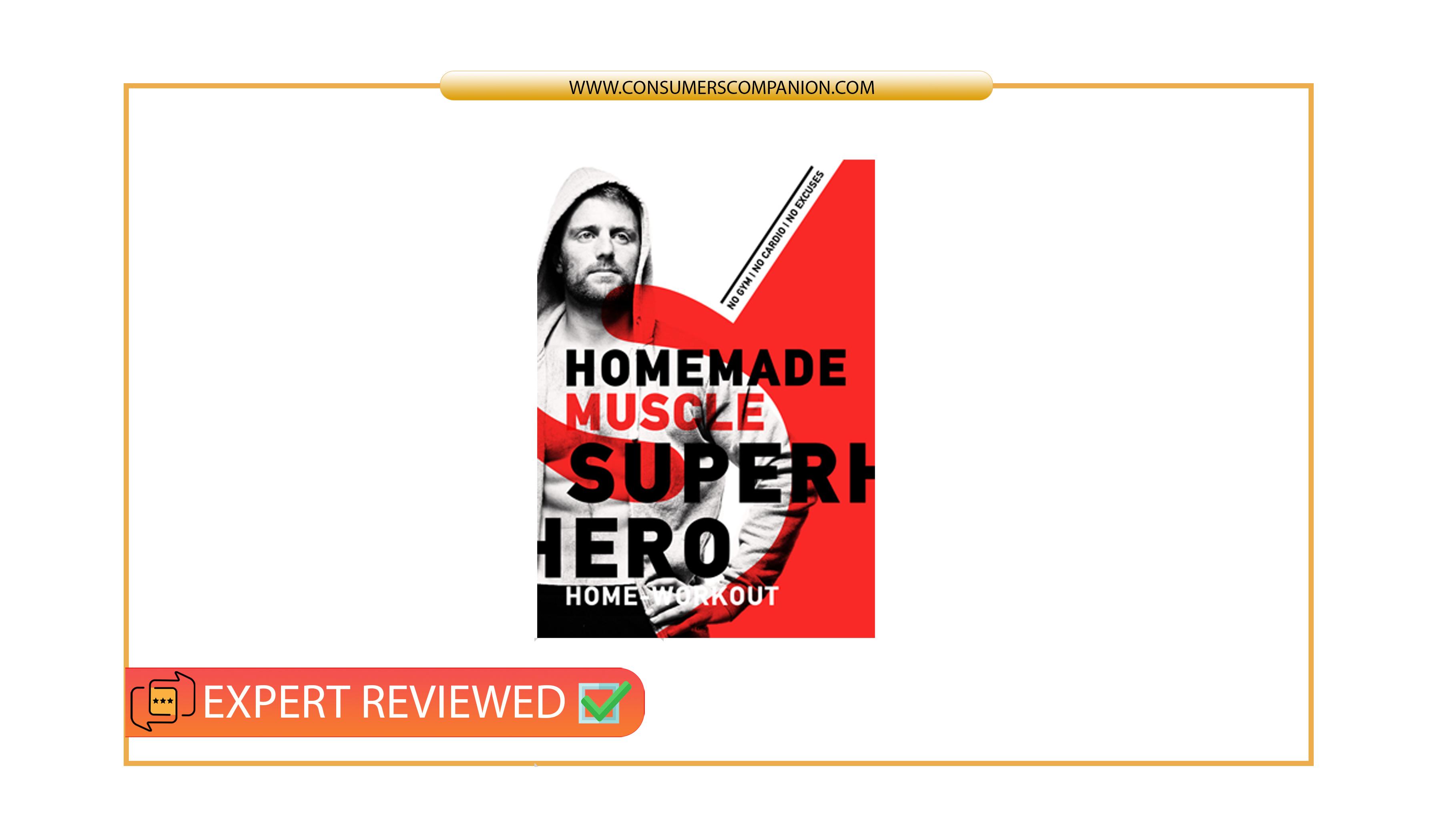Superhero Home Workout reviews