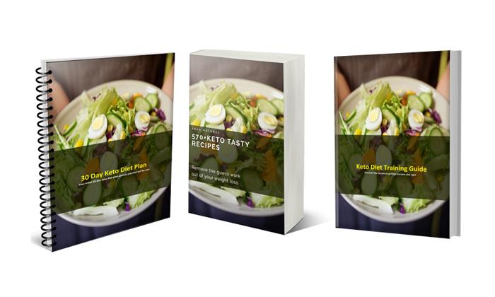 570+ Keto Tasty Recipes Book Review