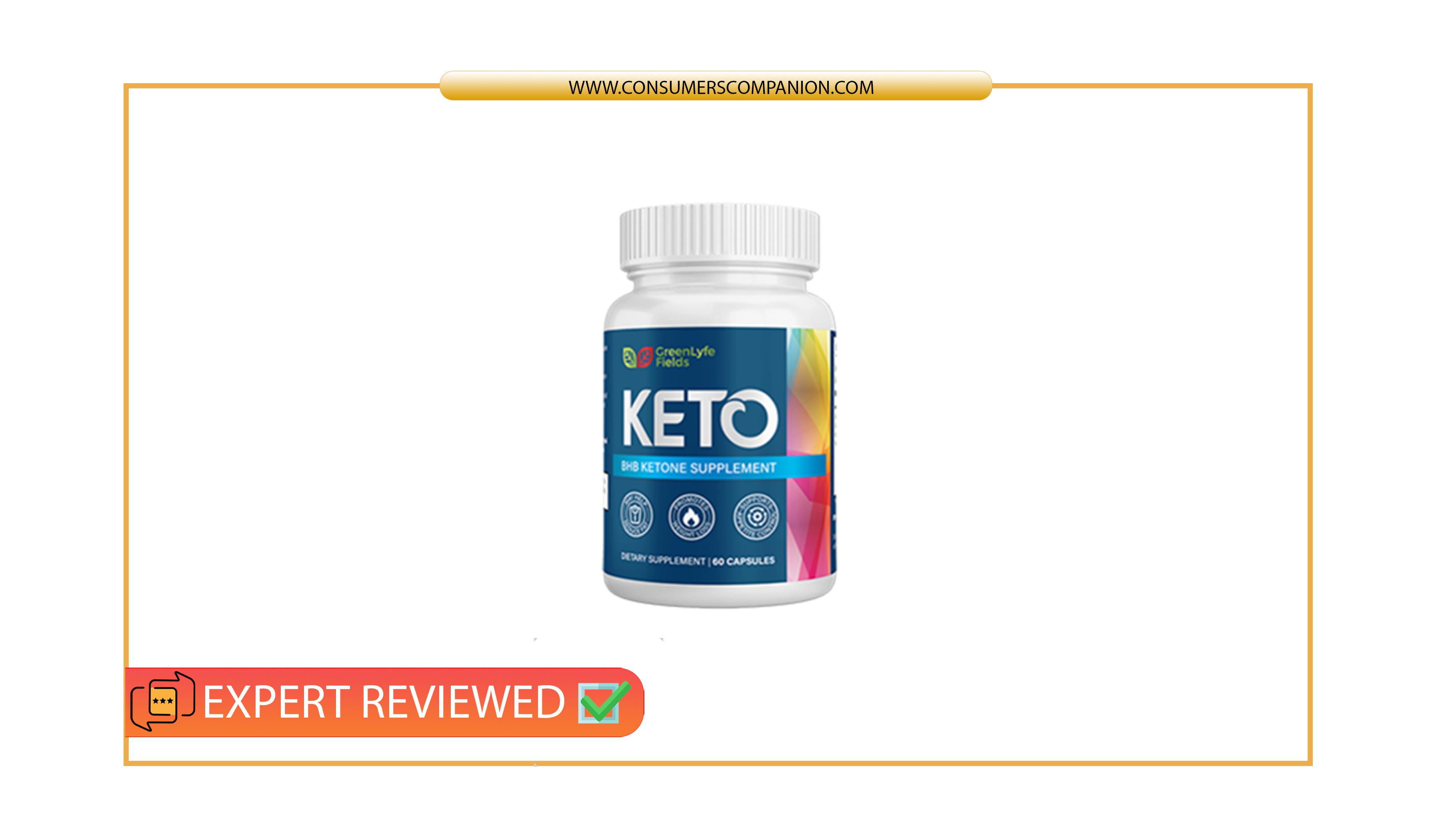 Greenlyfe Fields Keto pill review