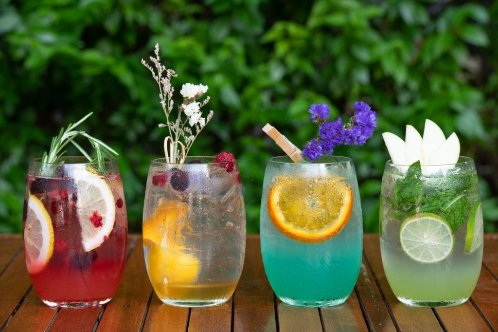 Homemade Drinks Recipes For Weight Loss!