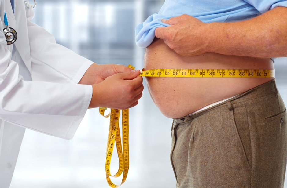 What is the role of leptin in the pathogenesis of obesity?