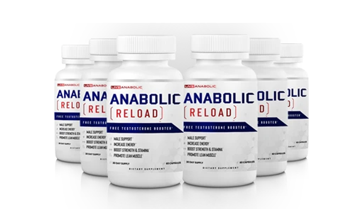 Live Anabolic Reload review
