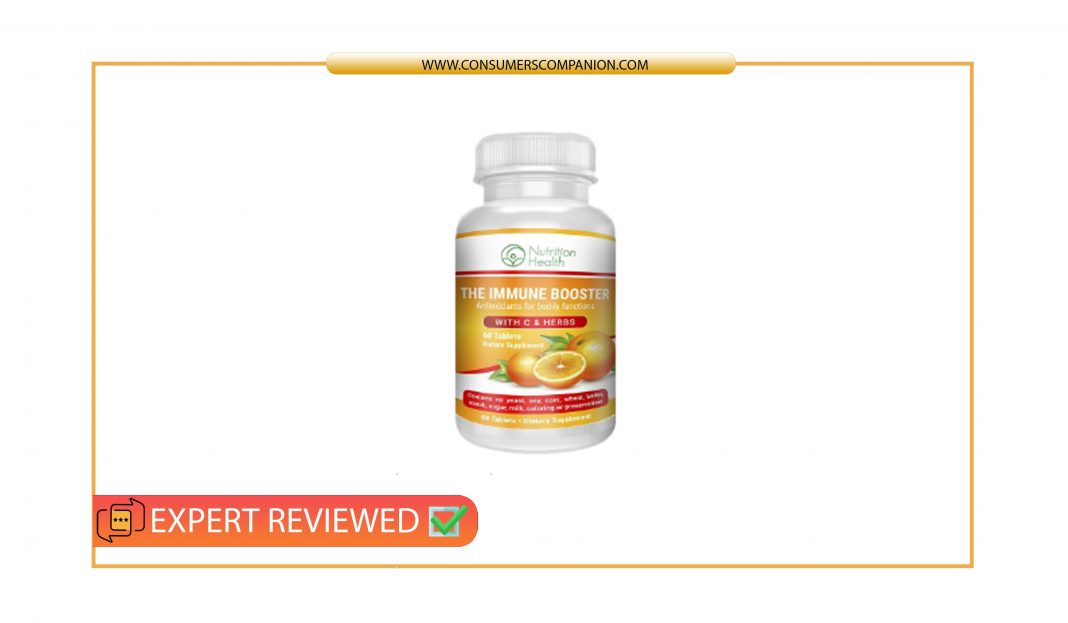 Nutrition Health Immune Booster