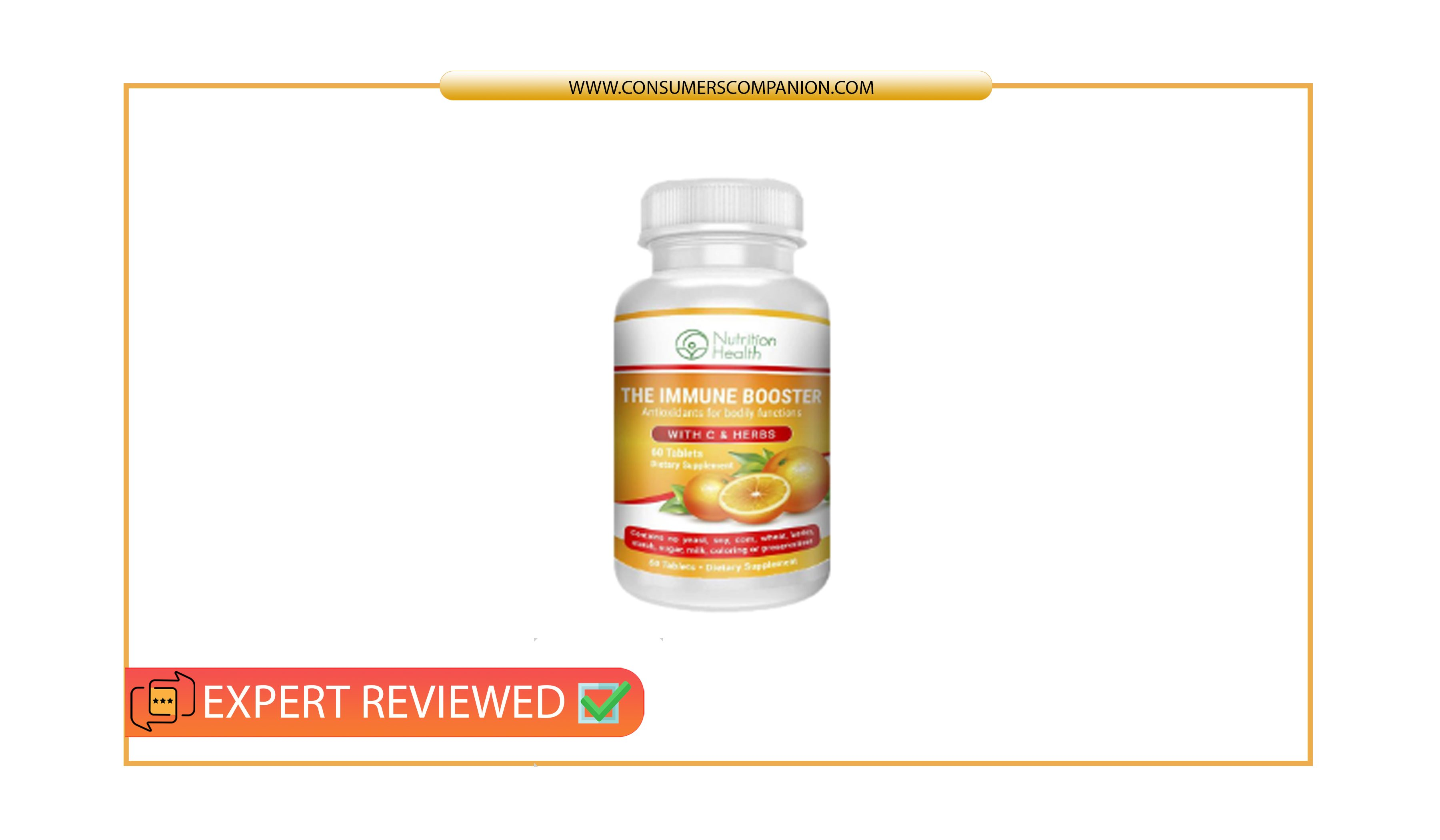 Nutrition Health Immune Booster