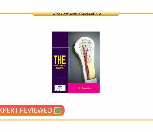 The Bone Density Solution Reviews