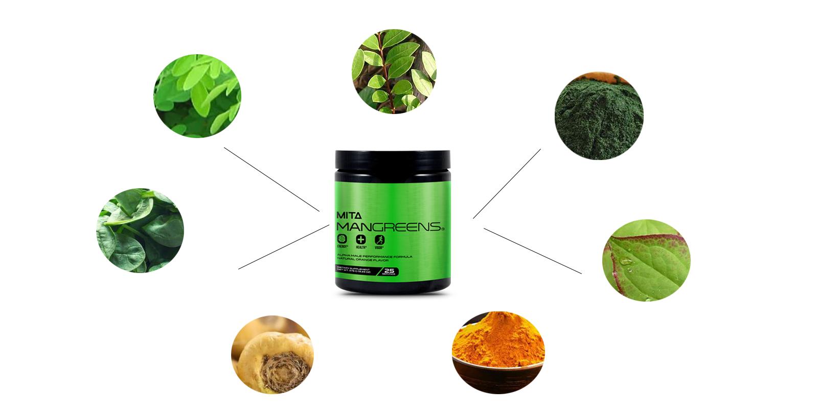 Man Green ingredients