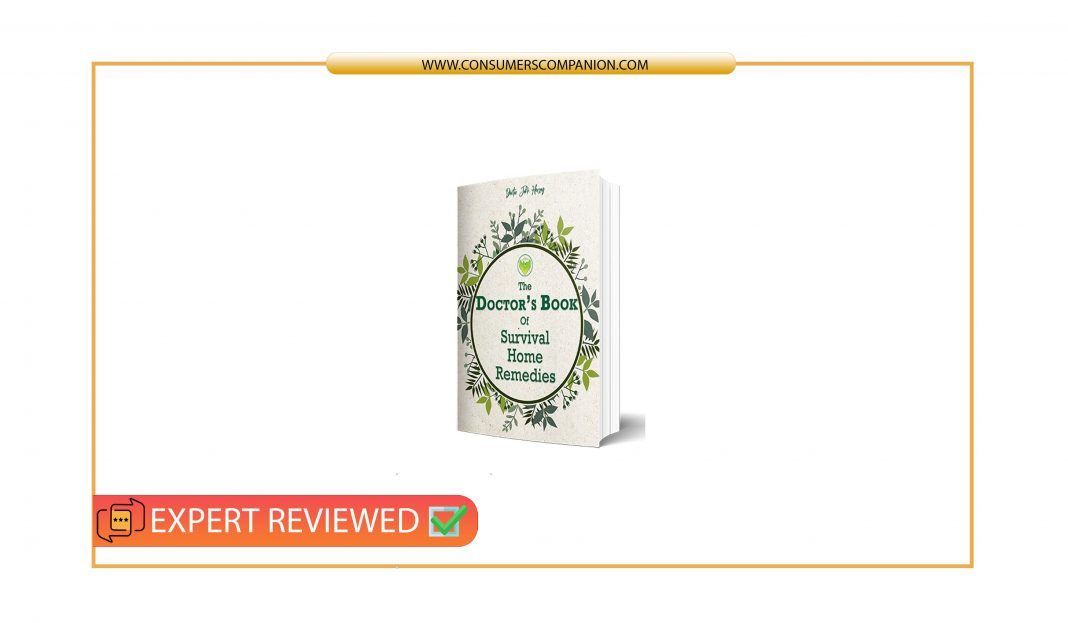 Doctor's Book Of Survival Home Remedies Reviews