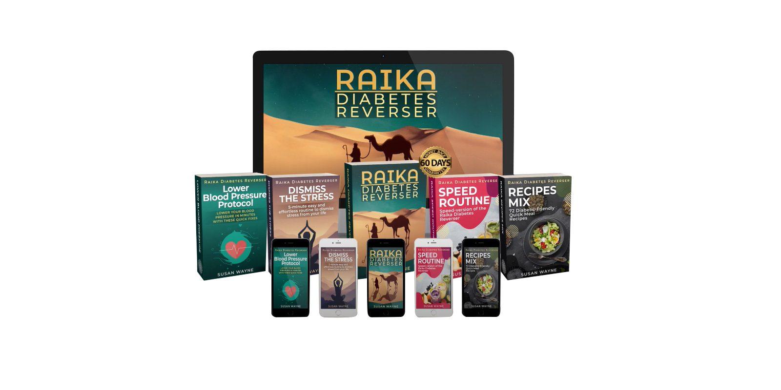 Raika Diabetes Reverser program
