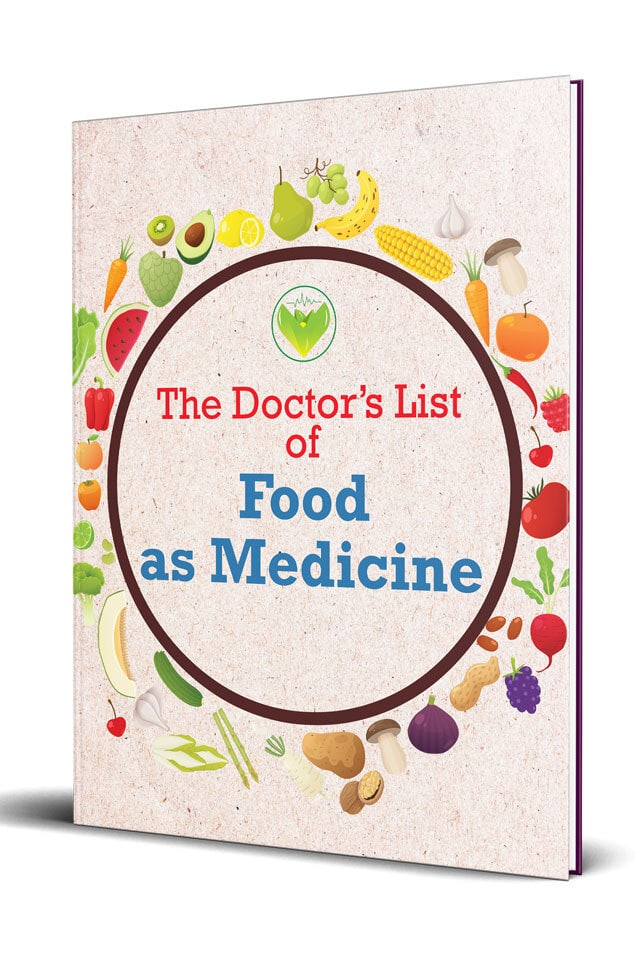 The Doctor's Book of Food as Medicines