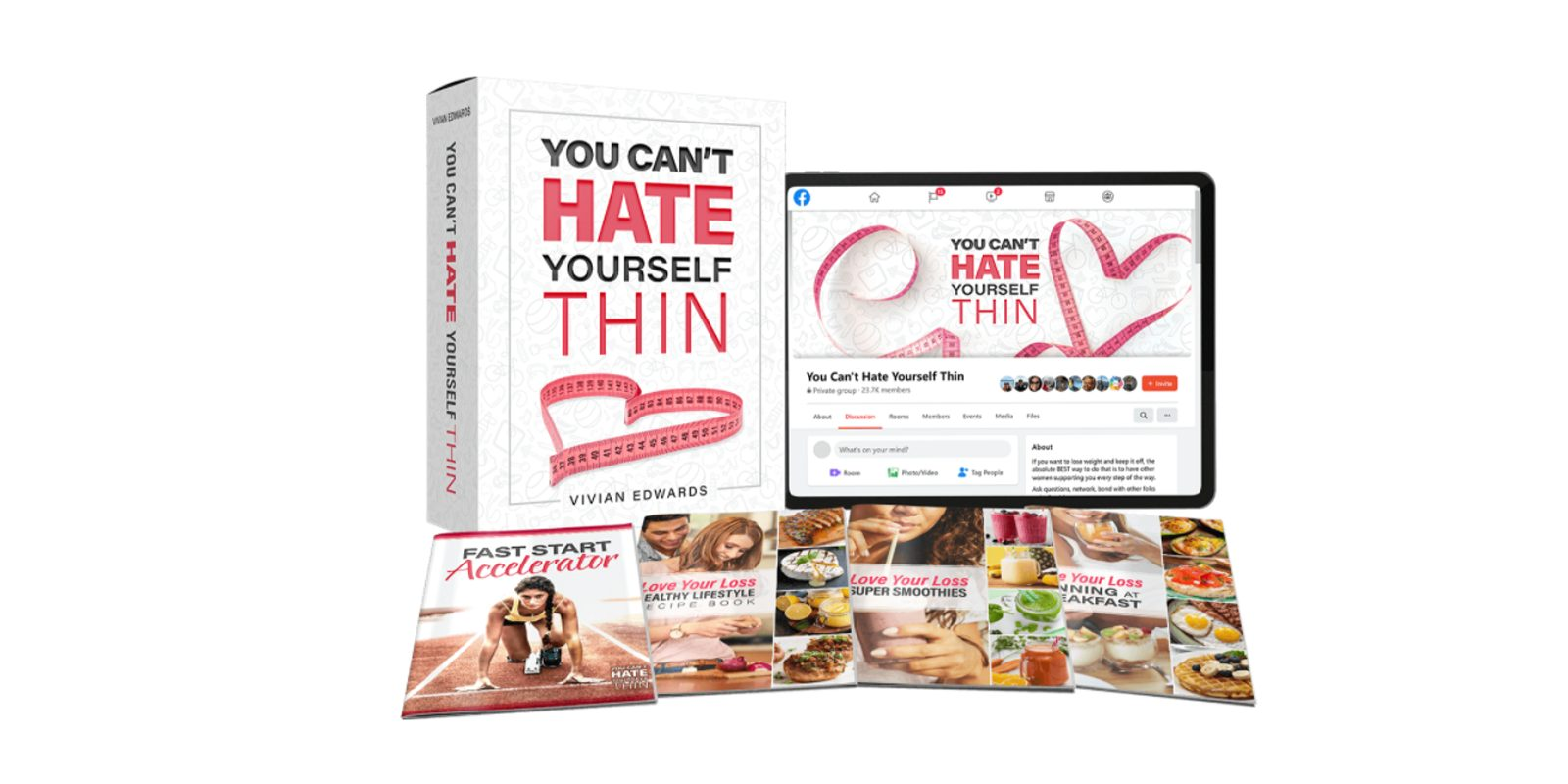 You Can't Hate Yourself Thin program