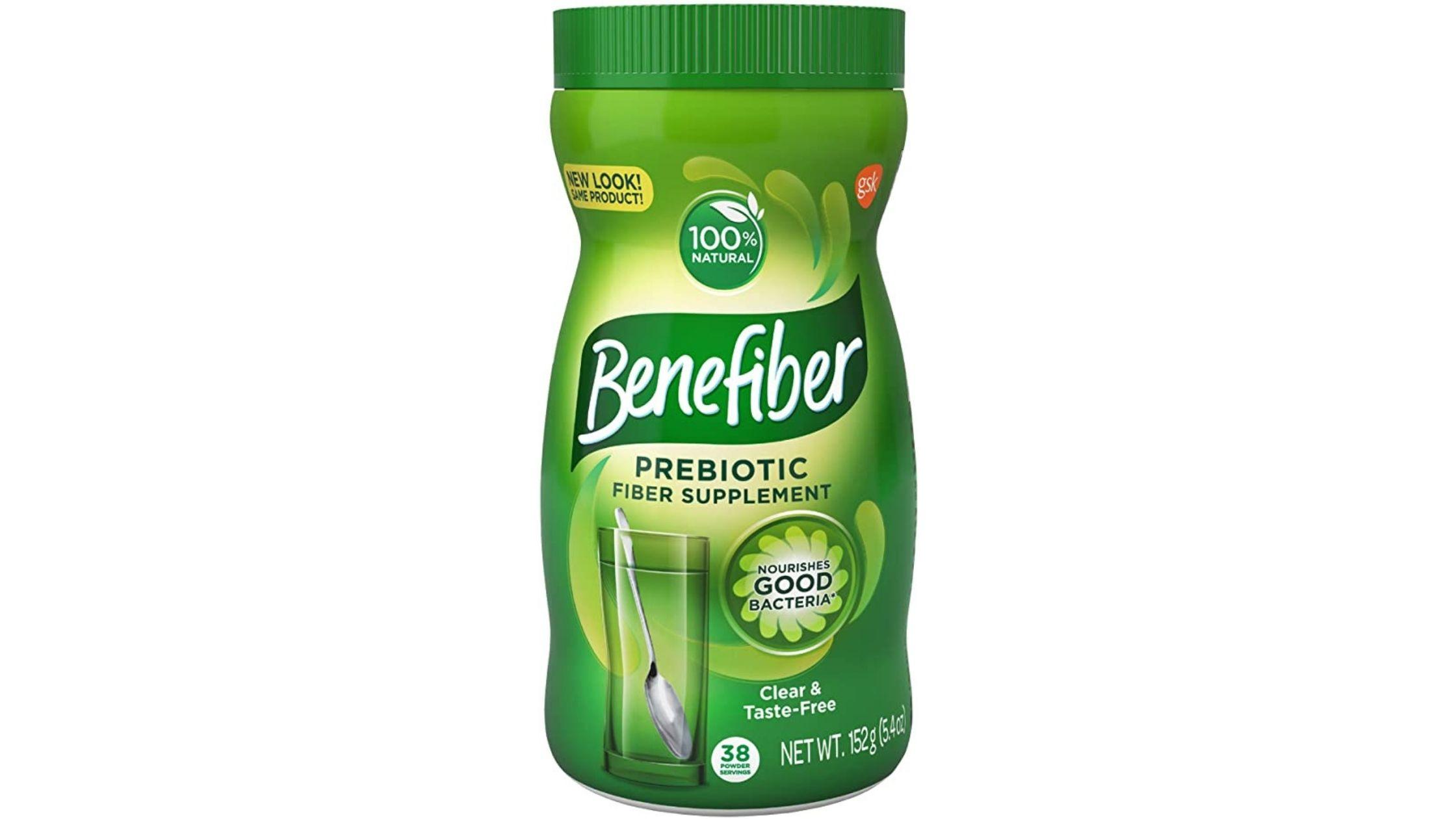 Benefiber Daily Prebiotic dietary fiber
