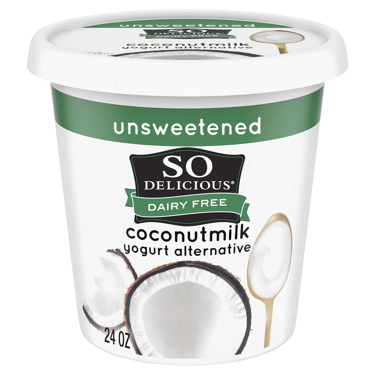 Coconut Yogurt with no additives