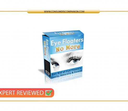 Eye Floaters No More Reviews
