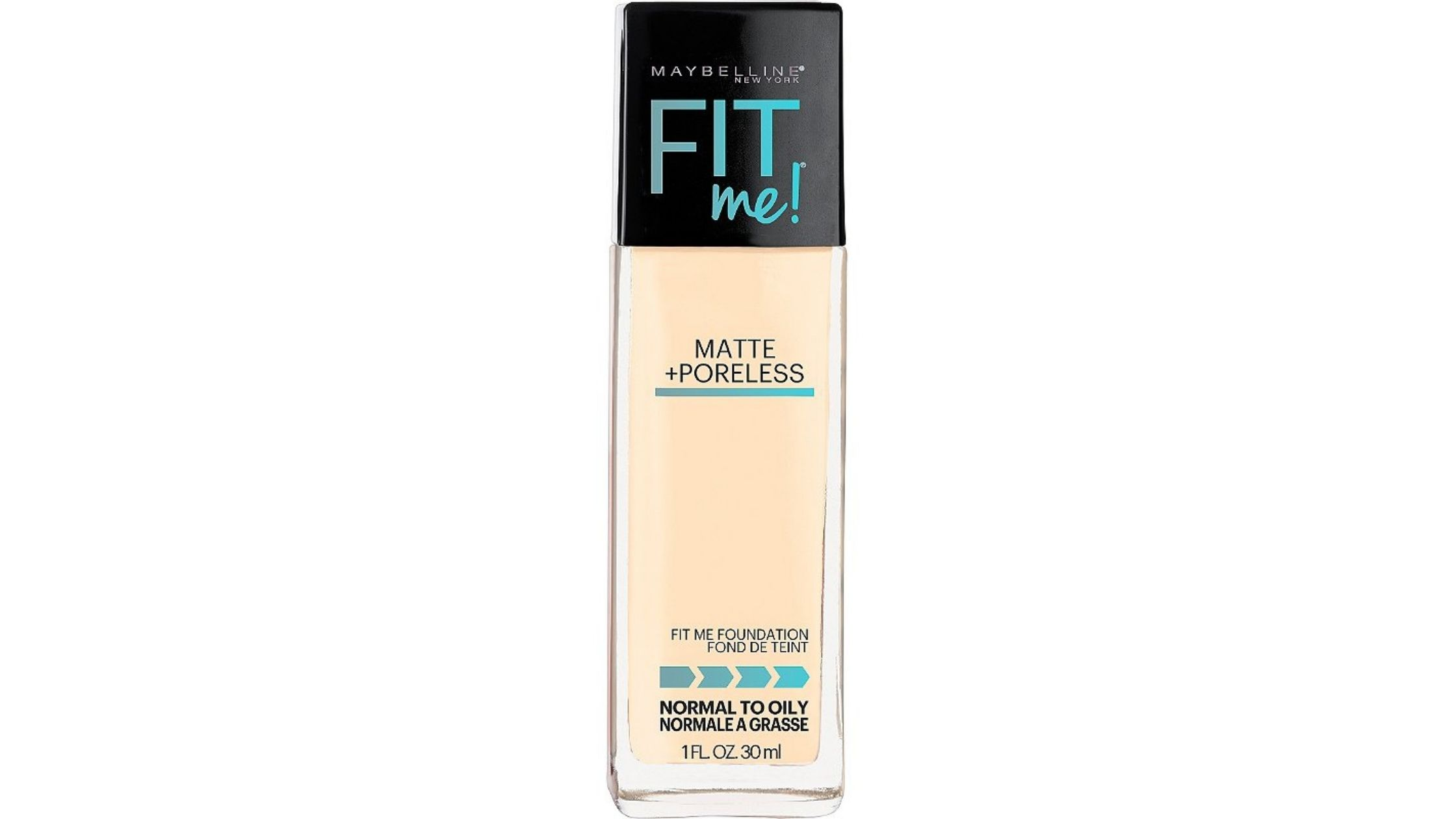 Fit Me! Matte and Poreless Foundation