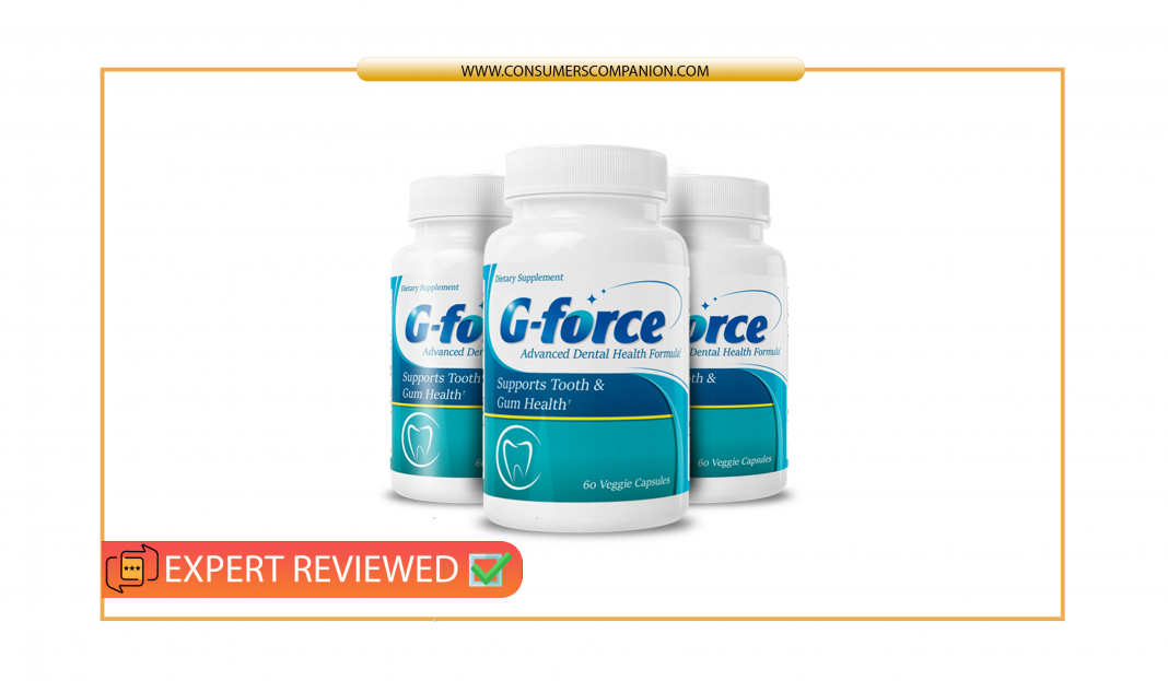 G-Force dental health supplement reviews