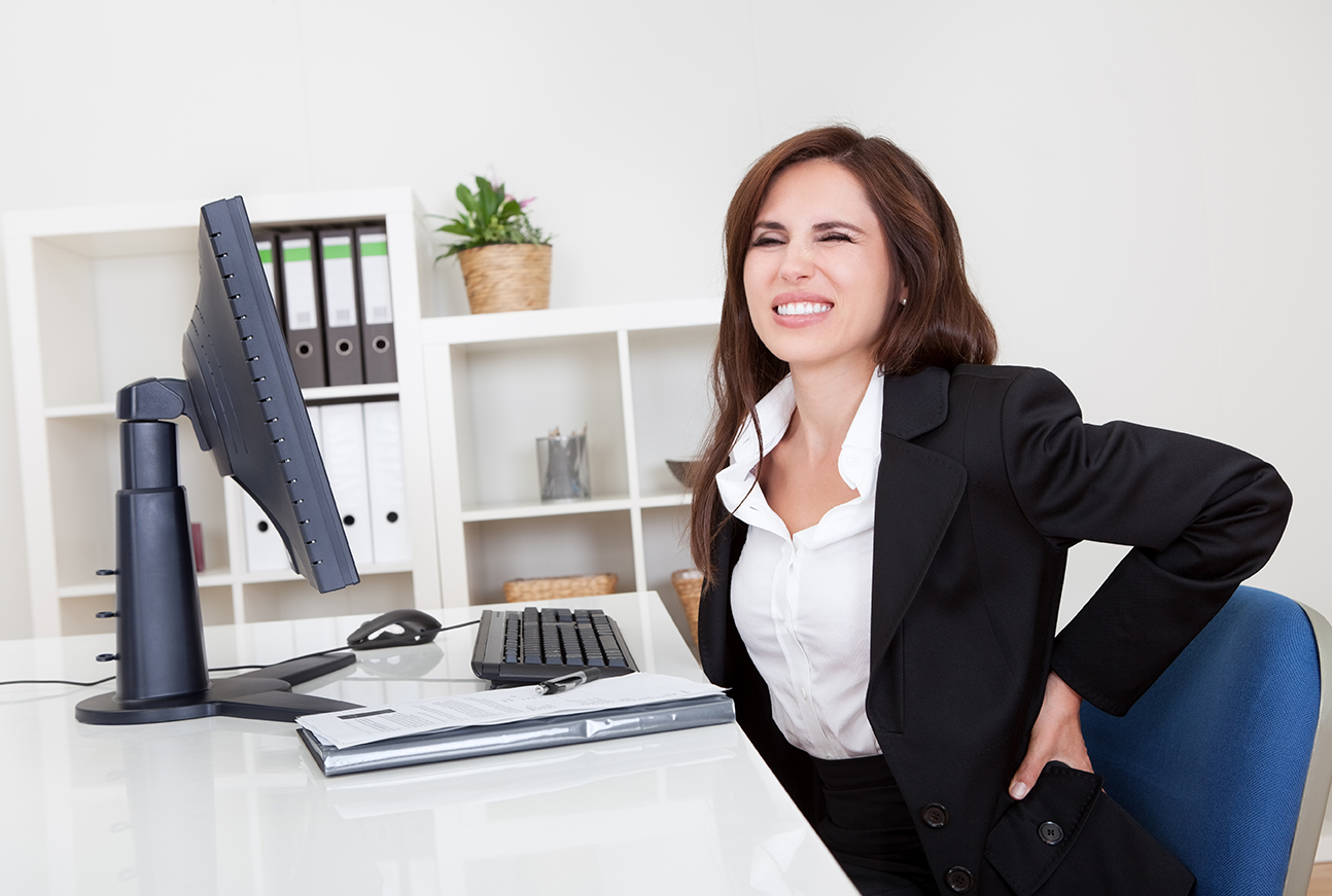 How to sit with SI joint pain