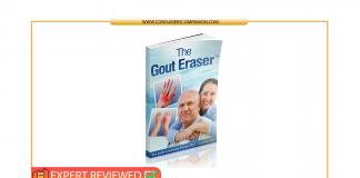 The Gout Eraser book