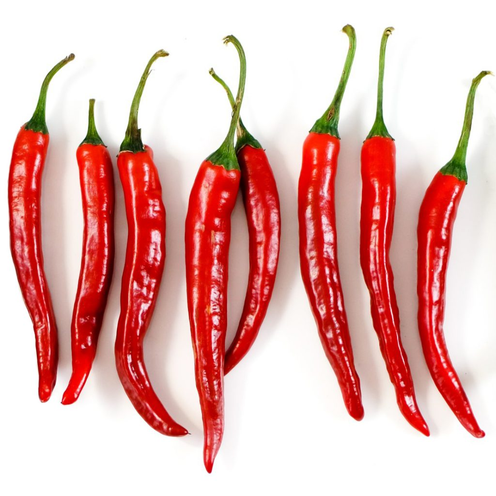 Ingredients Of PhenGold-200 MG Cayenne Pepper