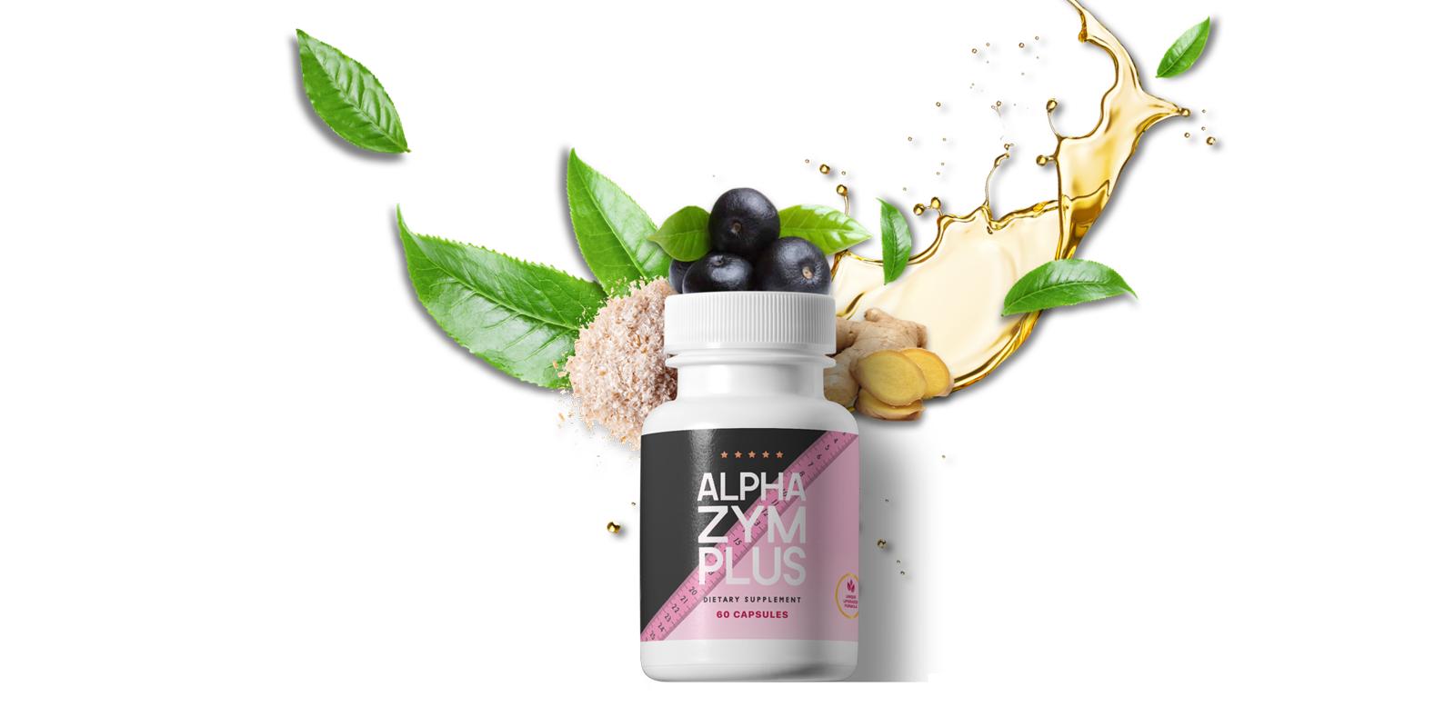 AlphaZym Plus ingredients