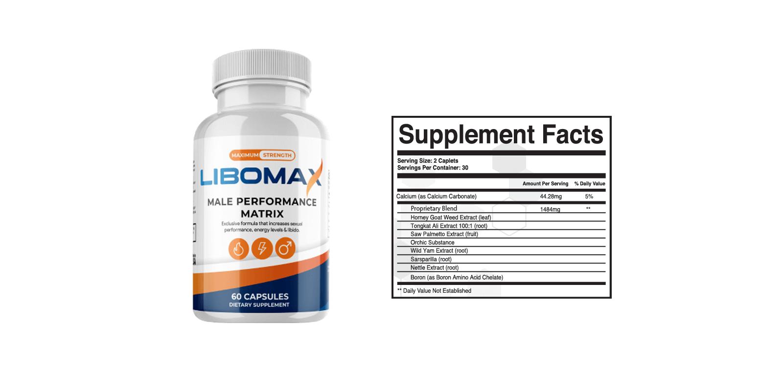 Libomax Dosage