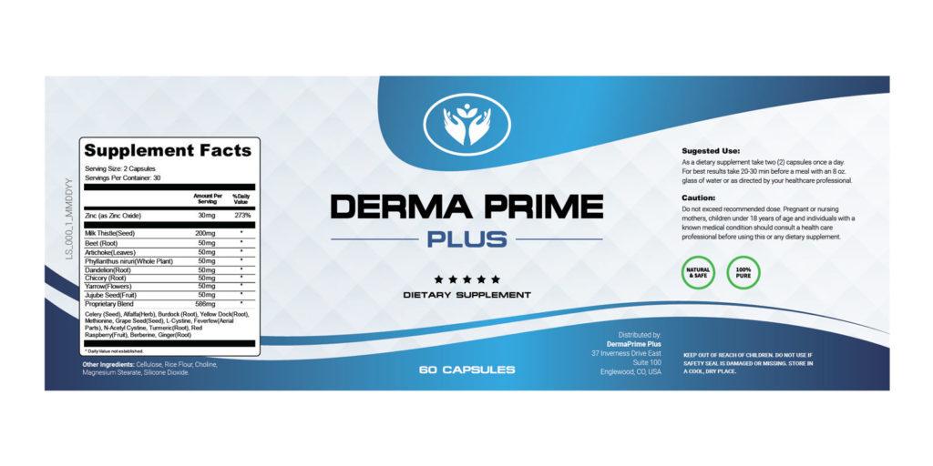 Derma Prime Side effects, Dosage