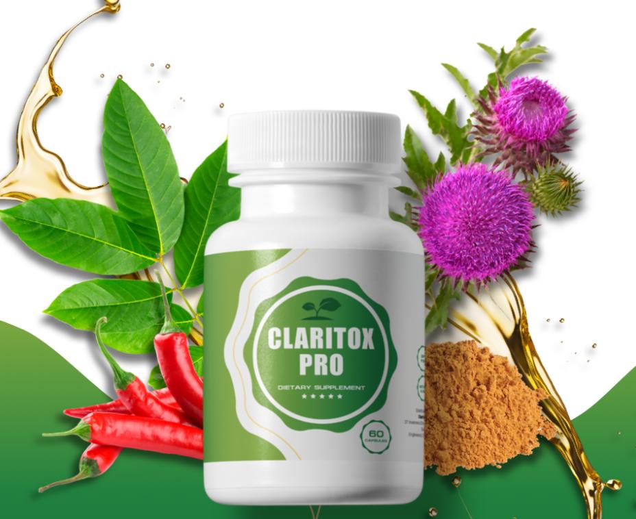Claritox Pro Supplement