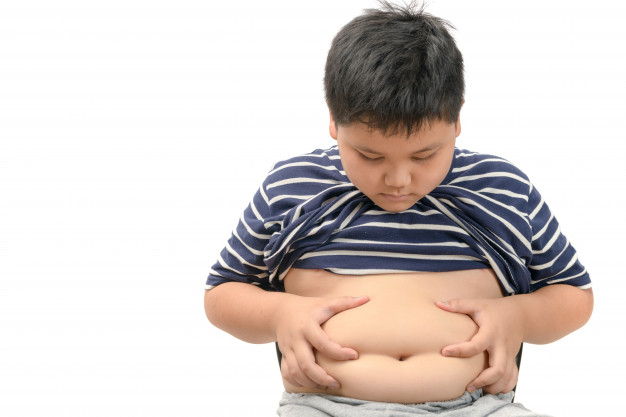 Simple Things That Can Be Done For Reducing Belly Fat In Kids