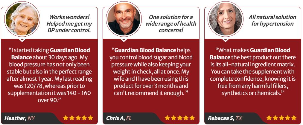 Blood Balance Customer Reviews
